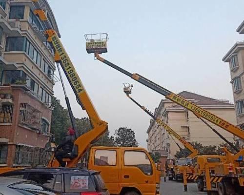 上海曲臂升降机出租