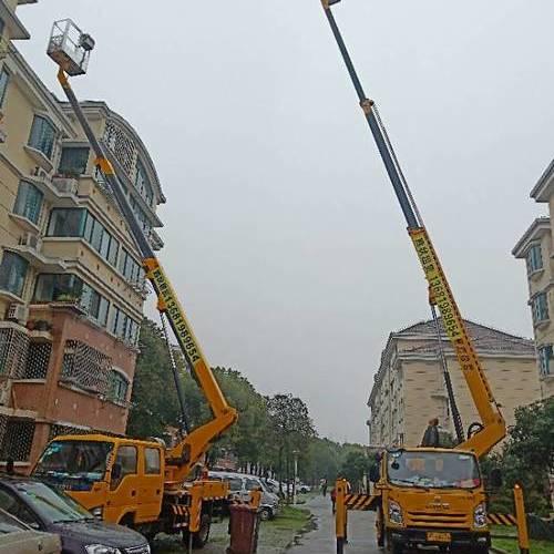 上海升降机租赁