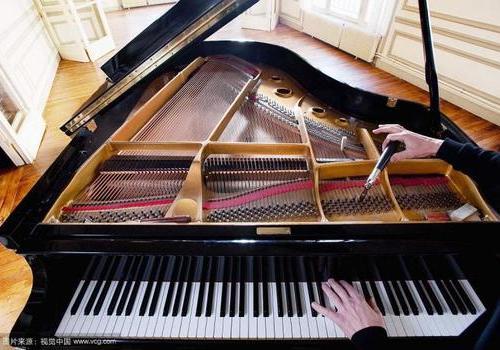全国专业钢琴调律