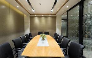 上海办公室装修之会议室装修注意事项