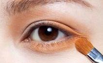 2019上海美博会教您如何来画暖橘色眼影