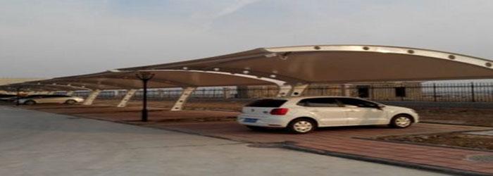 专业充电站膜结构停车棚厂