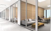 办公隔断有效改善办公室环境