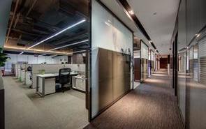 辦公室常見的5大裝修隔斷材料