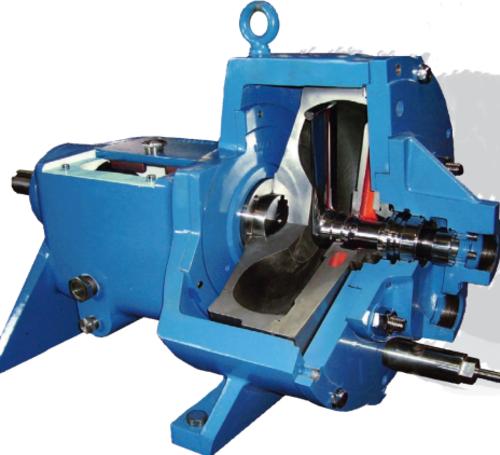 高壓旋噴泵 ROTO-JET pump