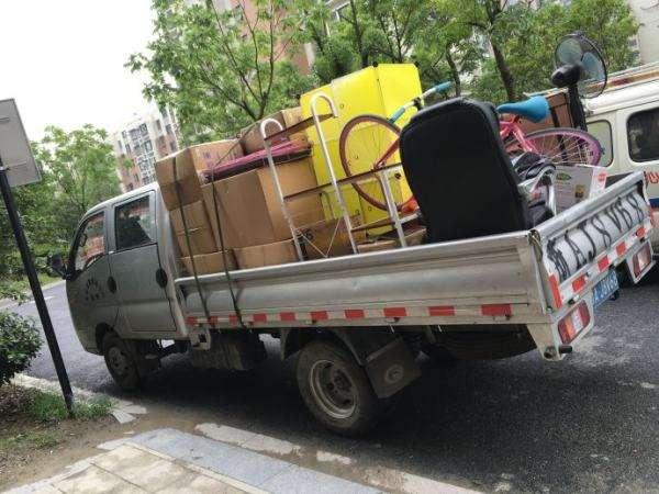上海长途物流