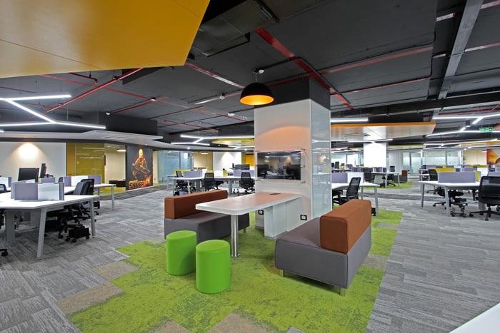 办公室装修设计理念