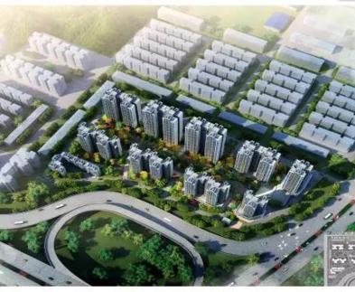 柳州市莲花城保障性住房项目