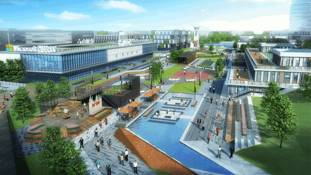 300天搭建34幢装配式钢结构建筑!中国建筑又创造一个深圳速度558.png