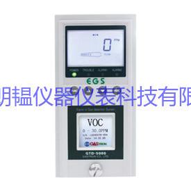 英思科GTD-5000Ex泵吸式可燃气体检测仪