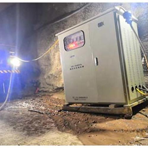 隧道施工专用升压器