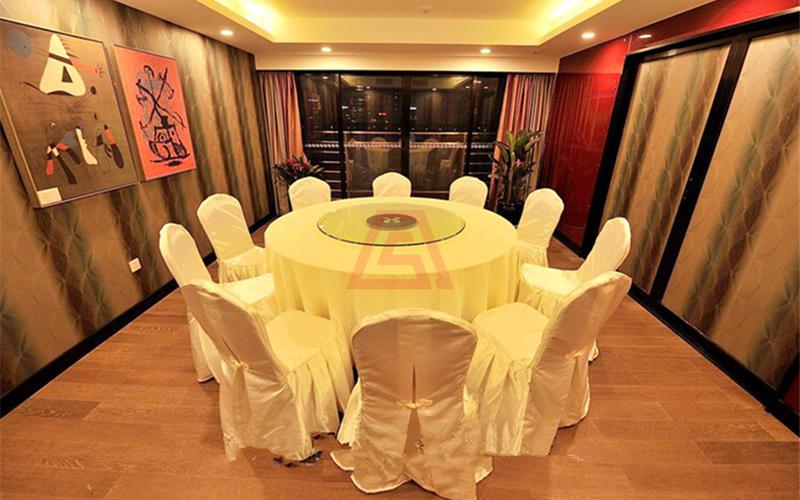 蓝森号包房/游船宴会厅桌餐