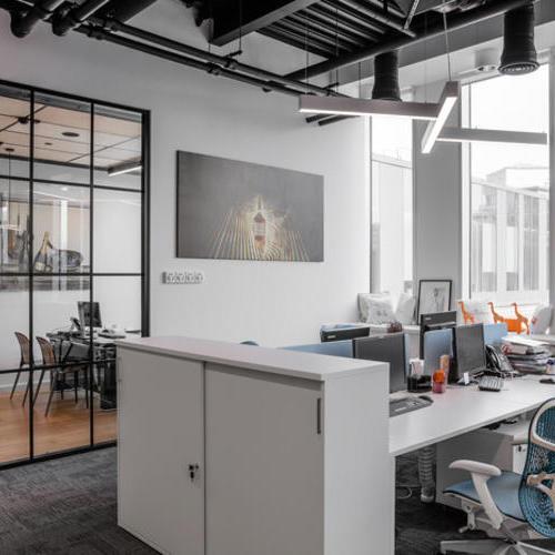 辦公室裝修如何選擇適合企業的風格