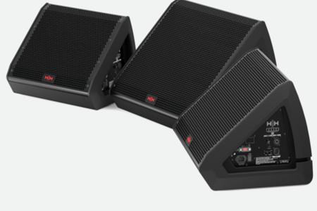 HH TSM有源音箱安裝在排練室
