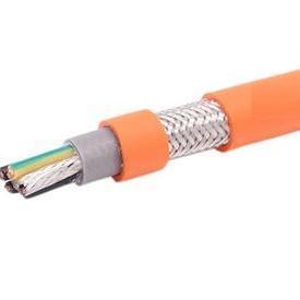 TOP100CY-屏蔽拖链电缆