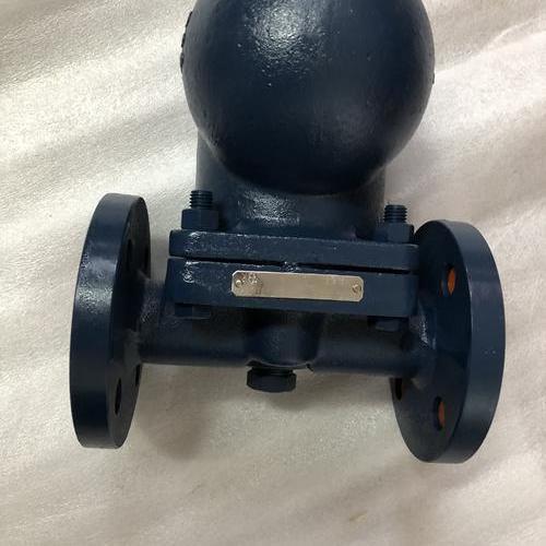 浮球式疏水阀的工作原理