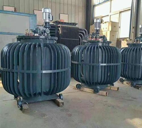 TDJA、TSJA型油浸式单相、三相调压器