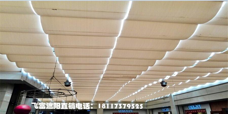 FCS电动遮阳网