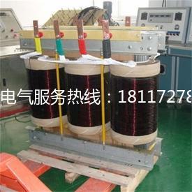 三相四线干式隔离变压器SBK-80
