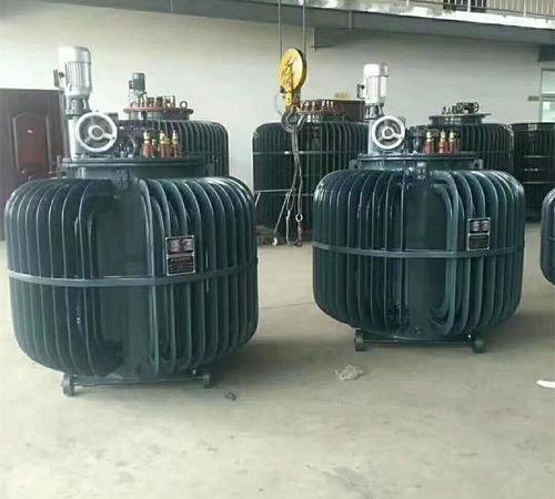 三相油浸式感應調壓器