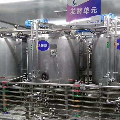 牛奶生产线