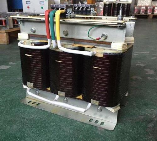 380V变220V三相干式变压器