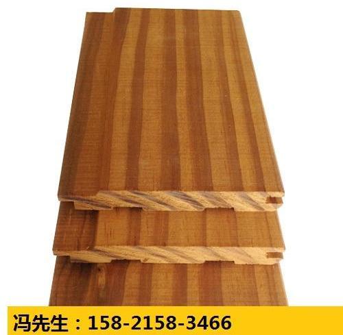 深度碳化木扣板