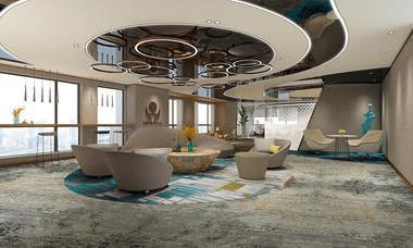 北大未名(上海)投资控股有限公司办公室装修案例