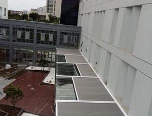 上海第二工业大学项目_遮阳篷案例