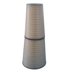 AIR FILTER / CARTRIDGE / CONICAL / LOW-PRESSURE
