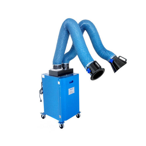 MOBILE FUME EXTRACTOR / WELDING / CARTRIDGE / DUST