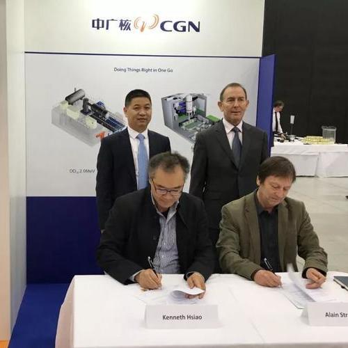 新突破!公司与法国企业合作拓展核技术领域