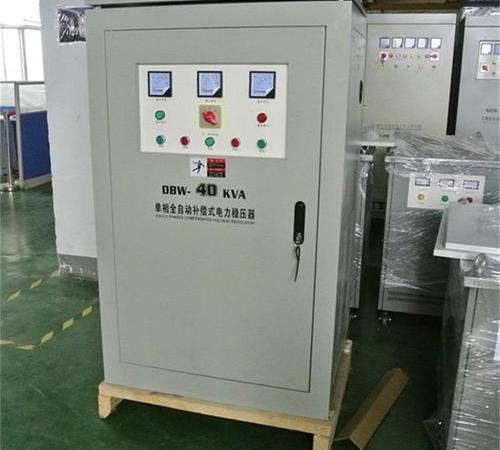 DBW-SG/SBW-SG系列单相、三相全自动稳变一体机