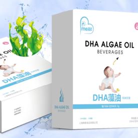 DHA藻油   风味饮液  NET  20ml (10ml/支 X 2支)