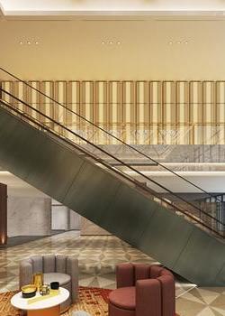 自动扶梯装潢安装