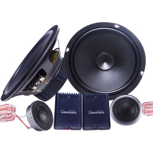 贵阳音响改装扬声器系列F16,两音频套装