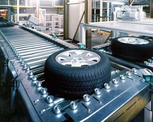轮胎行业除尘系统安装