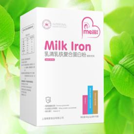 乳清乳鐵複合蛋白粉    固体饮料    净含量:60g(2g/袋×30袋)