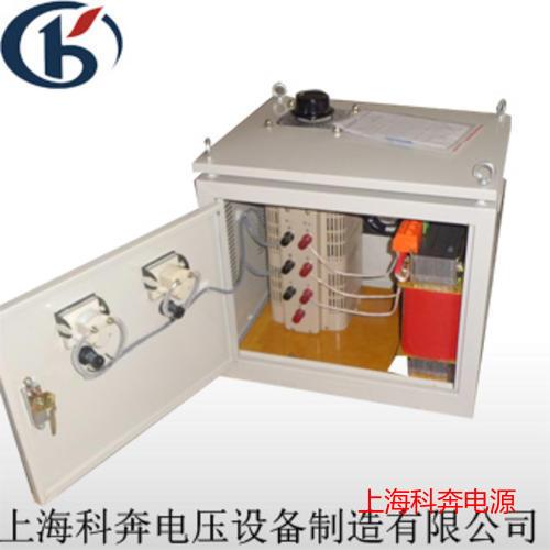 5KVA三相隔離式調壓器