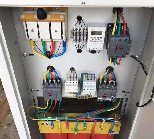 光伏并网隔离变压器
