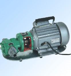 WCB手提式齒輪泵