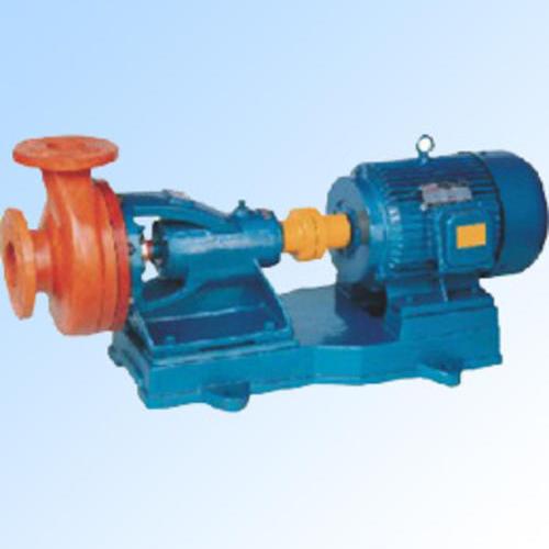 FS臥式玻璃鋼離心泵