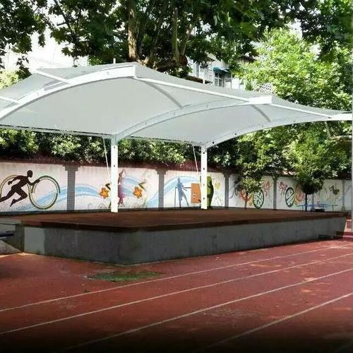 体育场膜结构设计与施工