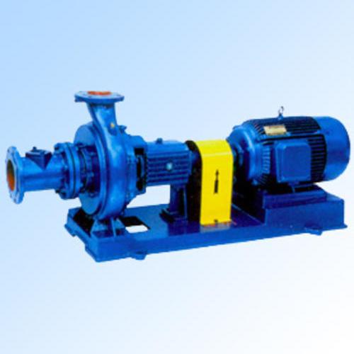 XWJ型新型無堵塞紙漿泵