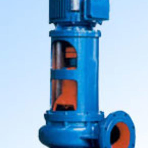 WL便拆式管道排污泵
