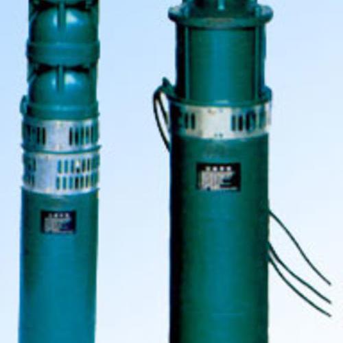 QS型充水式多級潛水電泵