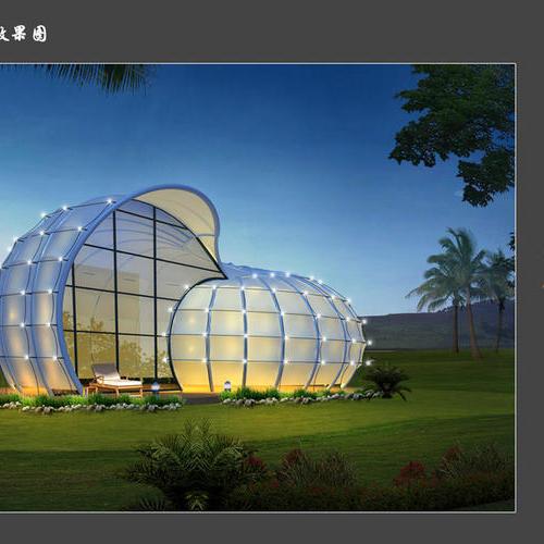 帐篷酒店膜结构
