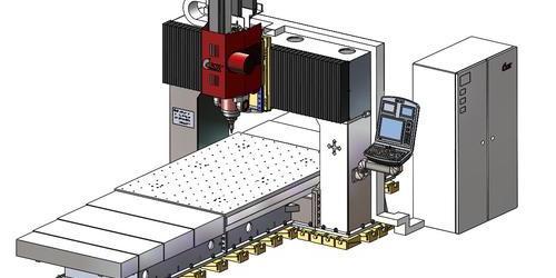 摩擦搅拌焊接设备