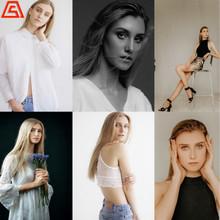 拍摄模特 车展模特 Mariia