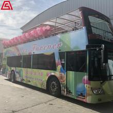 敞篷双层巴士 上海婚车